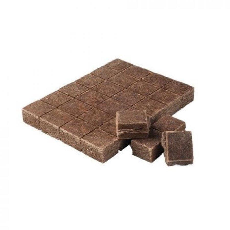 Aanmaakblokjes bruin 32st-1