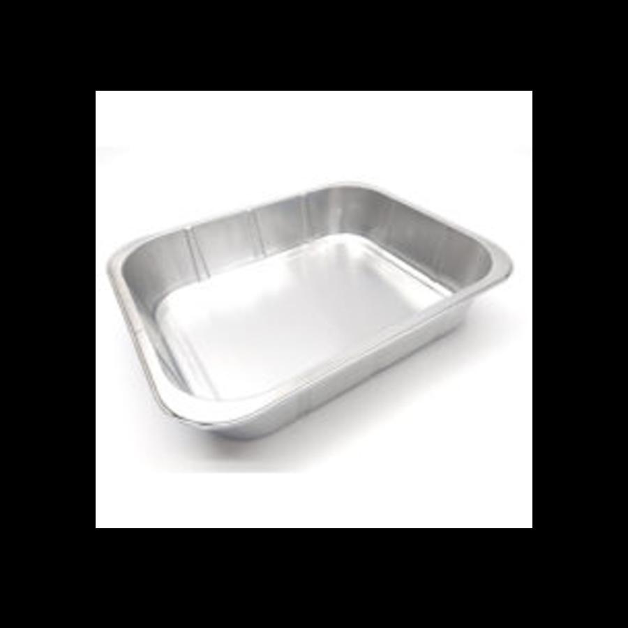 Aluminium BBQ Schalen Large-1