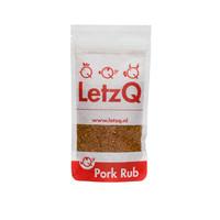 LetzQ BBQ Rub Pork (100 gram)