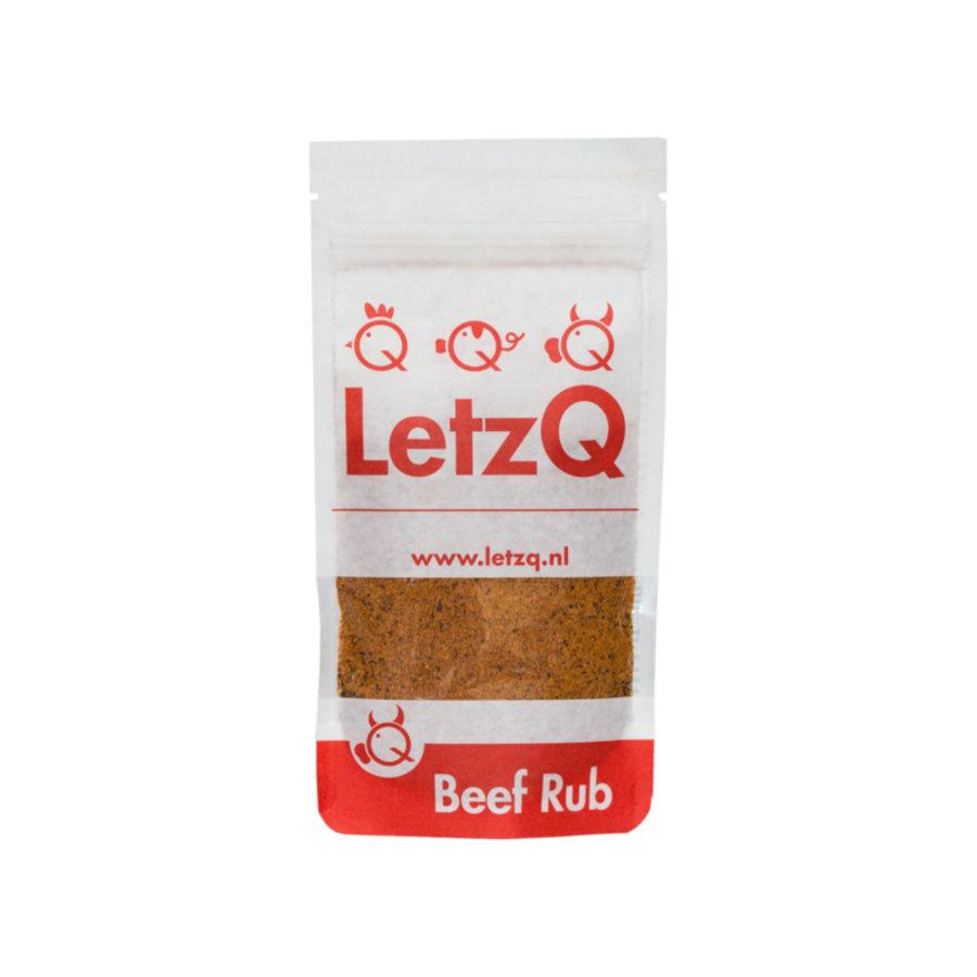 LetzQ BBQ Rub Beef (100 gram)-1