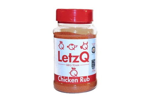 LetzQ BBQ Rub Chicken (300 gram)