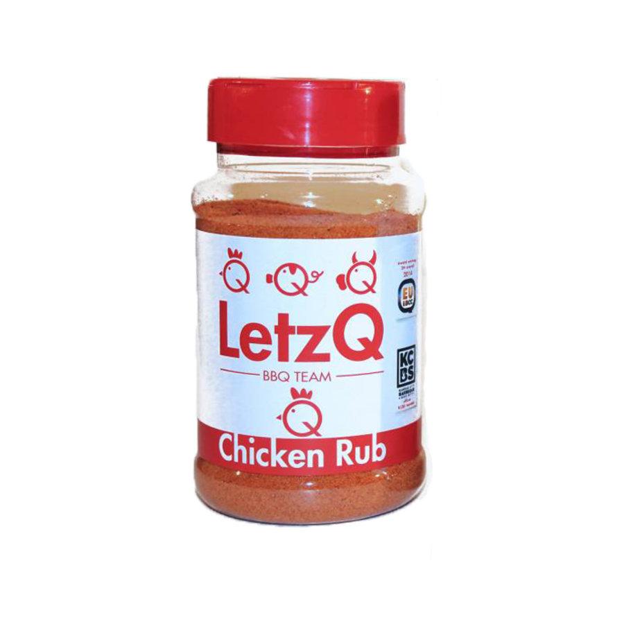 LetzQ BBQ Rub Chicken (300 gram)-1