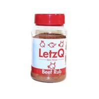 LetzQ BBQ Rub Beef (300 gram)