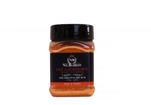 No Rubbish Fast and Flavoured - No Salt