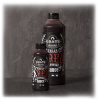 Grate Goods Kansas City Red Barbecue Sauce (265ml)