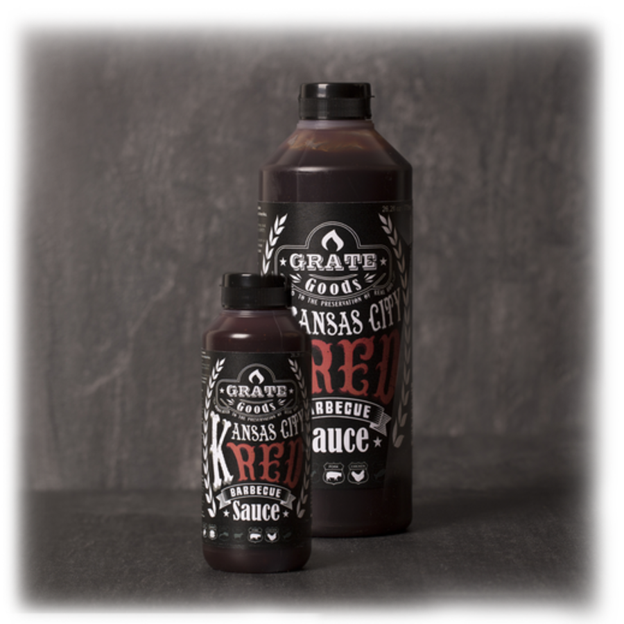 Grate Goods Kansas City Red Barbecue Sauce (265ml)-1