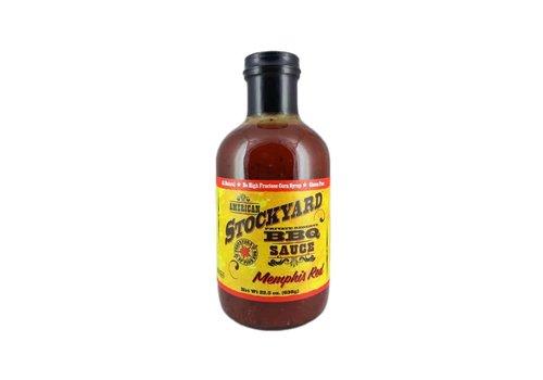 Stockyard BBQ Sauce - Memphis Red