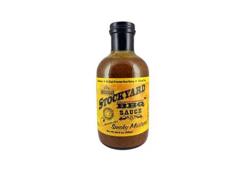 Stockyard BBQ Sauce - Smoky Mustard