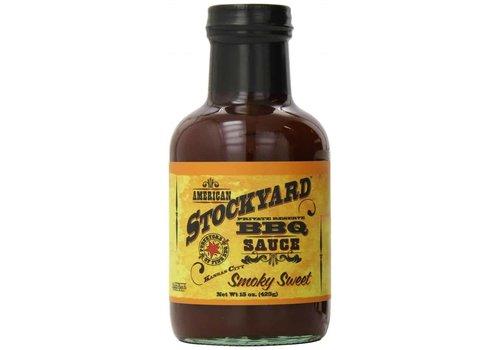 Stockyard BBQ Sauce - Smokey Sweet