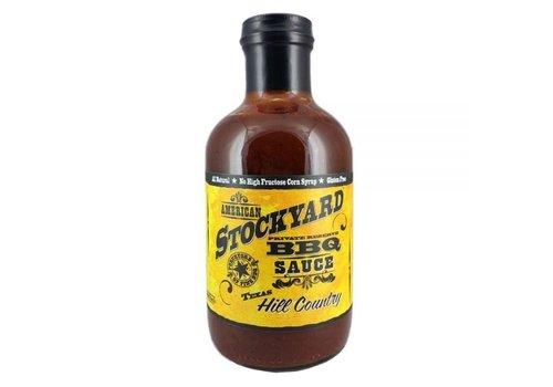 Stockyard BBQ Sauce - Hill Country