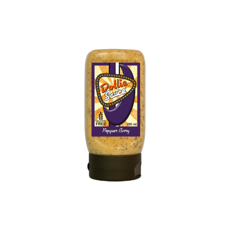 Dollie Saus Peper Curry-1