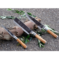 thumb-Olive Forged 3-Delige Messen Set-2