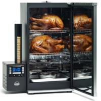thumb-Bradley Smoker/Rookoven 4-Rooster  Digitaal Model-2