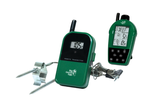Big Green Egg Dual-Probe digitale temperatuurmeter