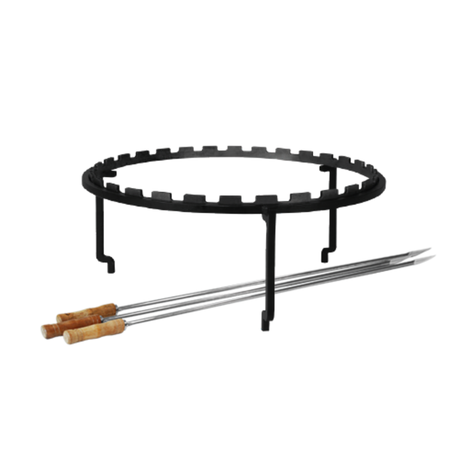 Ofyr Horizontal Skewer Set XL-1