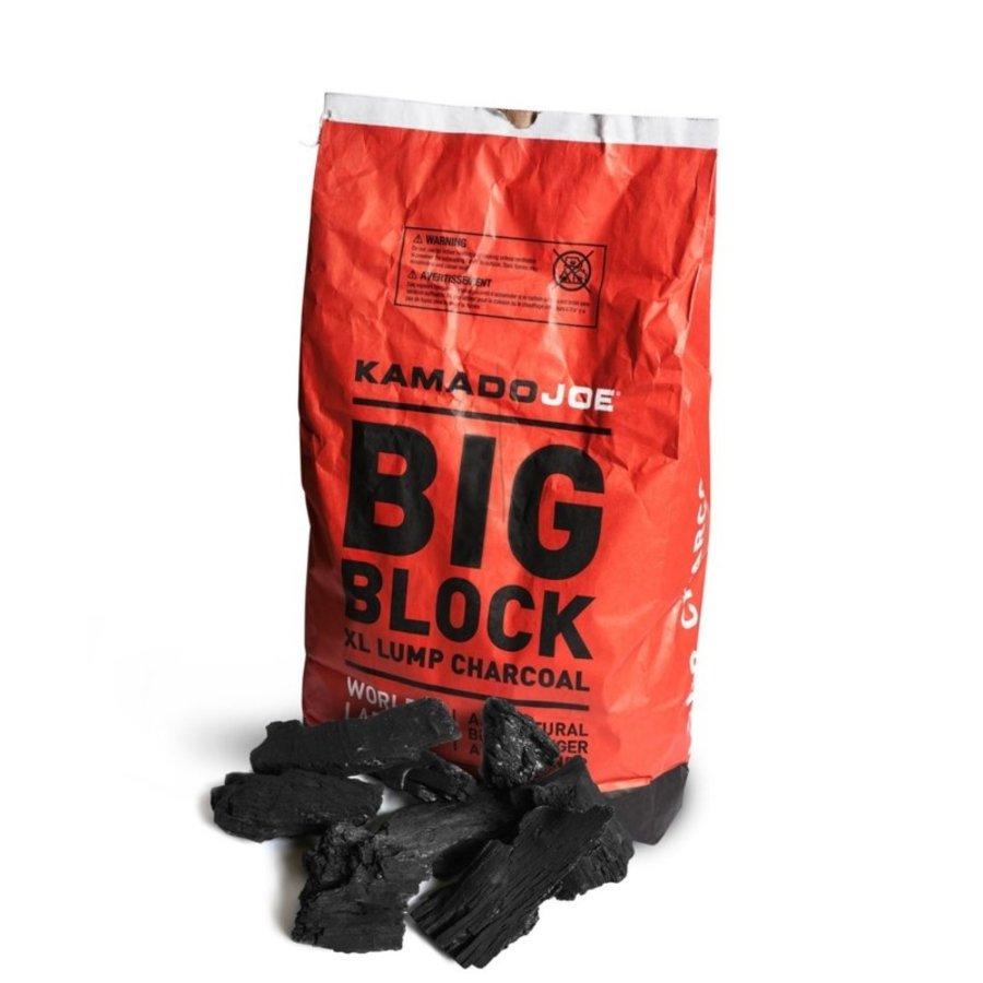 Kamado Joe Big Block Houtskool-1