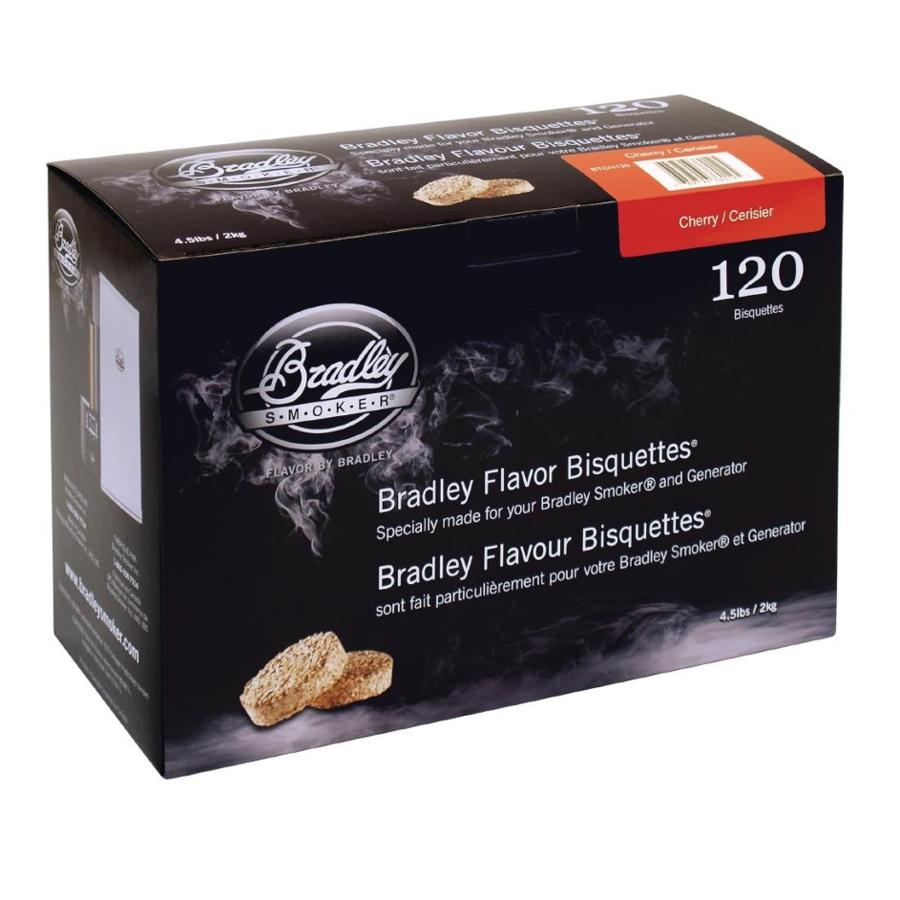 Bradley Briketten Kersen / Cherry 120 Stuks-1