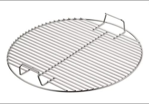 Weber Grillrooster ook voor UDS, barbecue en smoker (Passend op Weber 47cm)