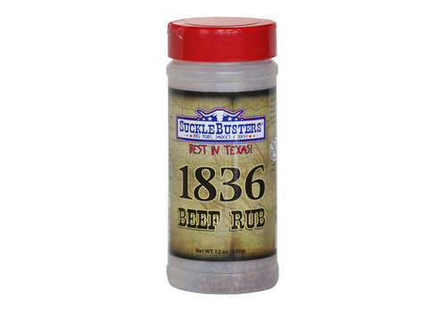 Suckle Busters 1836 - Beef Rub