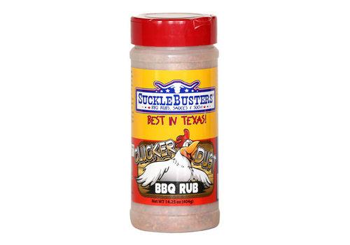 Suckle Buster Clucker Dust - Chicken Rub