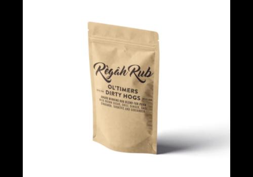 Regah Rub Ol'Timers Dirty Hogs 300 Gram