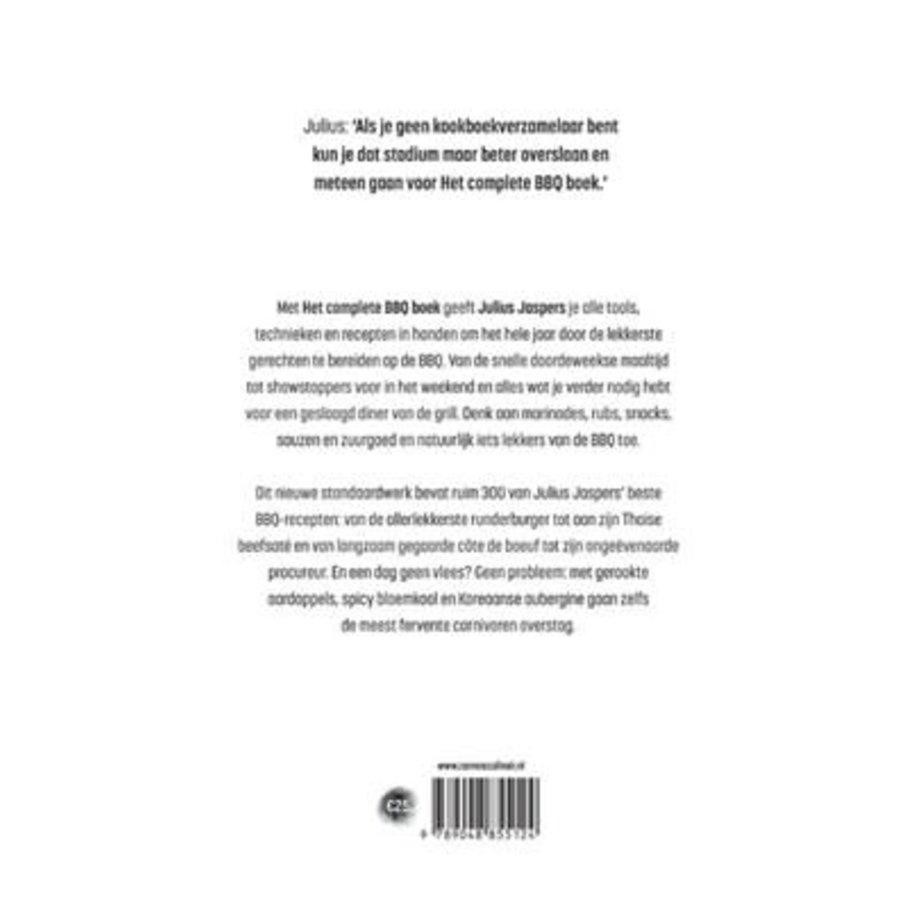 Boek 'Het Complete BBQ Boek' - Julius Jasper-2