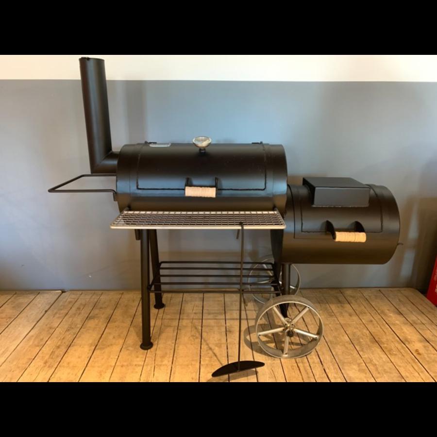 Offset Smoker 13 inch-1