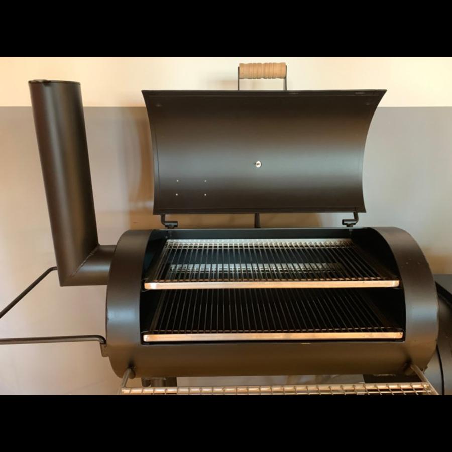 Offset Smoker 13 inch-3