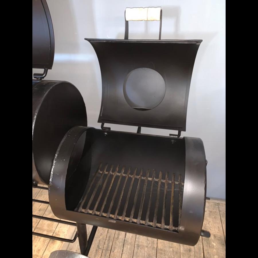 Offset Smoker 13 inch-4