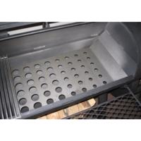 Diffuser / Tuning Plate voor 9 inch Smokers