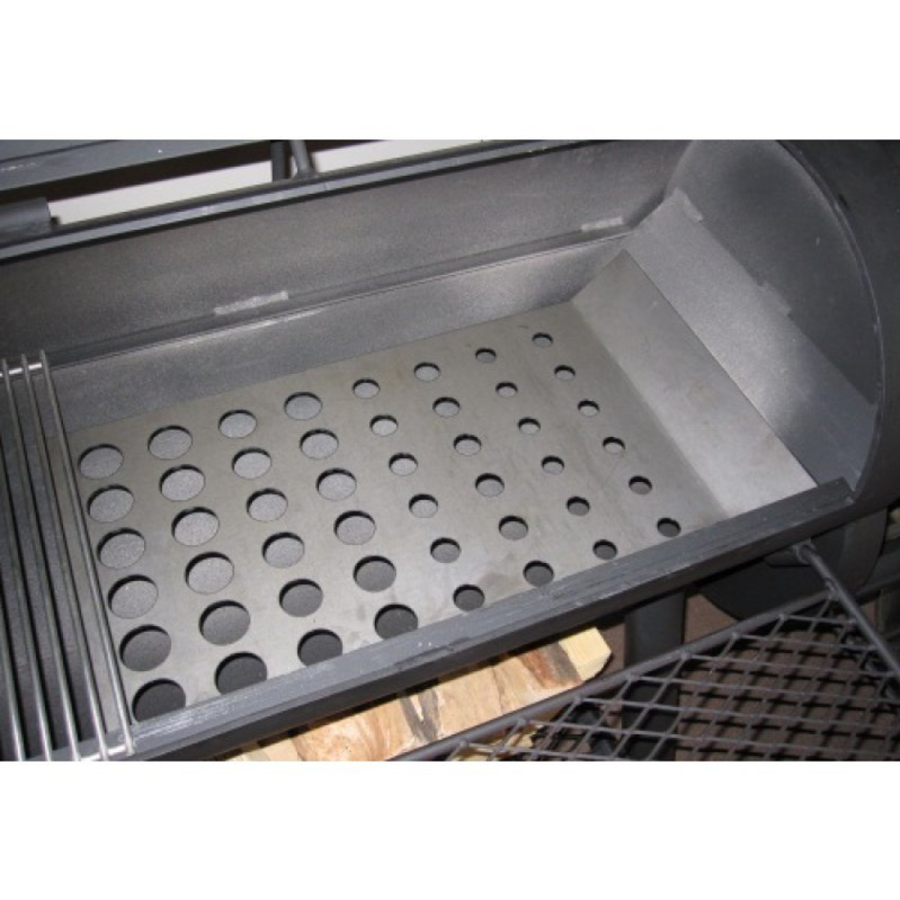 Diffuser / Tuning Plate voor 9 inch Smokers-1