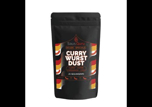 Saus.Guru Curry Wurst Dust