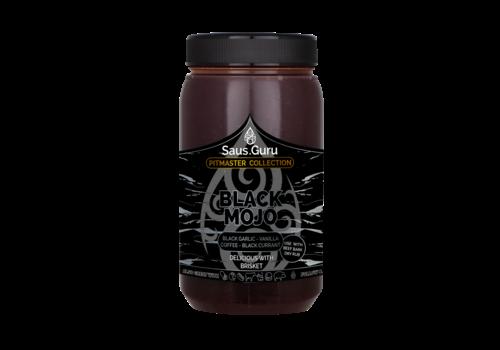 Saus.Guru Pitmaster Collection: Black Mojo