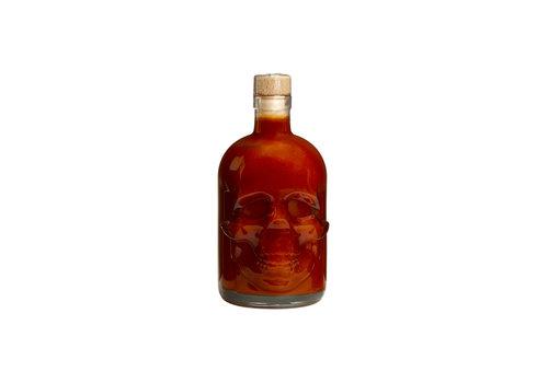 Saus.Guru Skull Hot Sauce: Death Wish