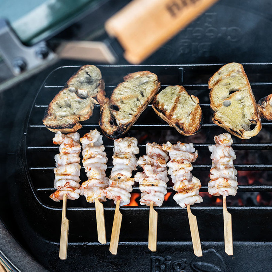 Big Green Egg Sate Grill-4