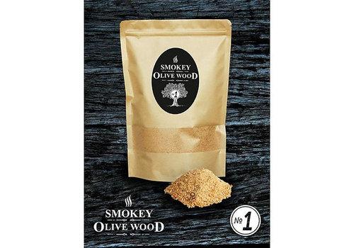 Smokey Olive Wood Rookmot Olijf & Beuk Nº1 (1.5L)