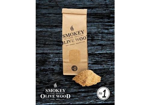 Smokey Olive Wood Rookmot Olijf & Beuk Nº1 (300ml)