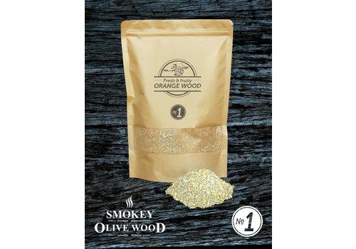Smokey Olive Wood Rookmot Sinaasappel Fijn Nº1 (1.5L)