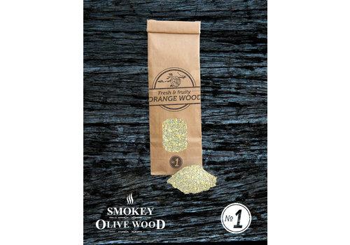 Smokey Olive Wood Rookmot Sinaasappel Fijn Nº1 (300ml)