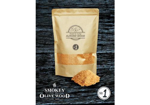 Smokey Olive Wood Rookmot Amandel Nº1 (1.5L)