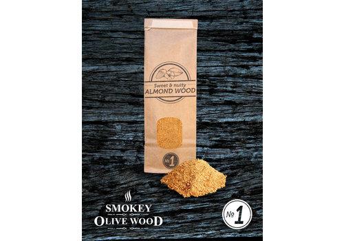Smokey Olive Wood Rookmot Amandel Nº1 (300ml)