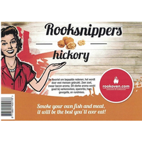 Rooksnippers Hickory 1.5 KG