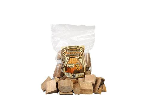 Axtschlag Chunks Beech/Beuken 1.5 KG