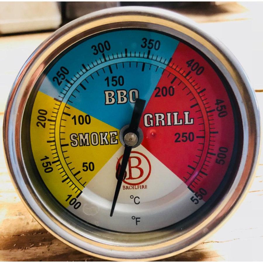 Oklahoma Country Smoker Thermometer-1