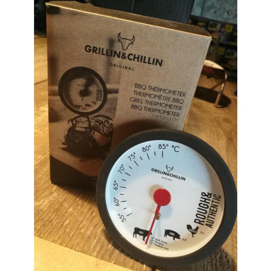 Grillin & Chillin Kerntemperatuurmeter 0 - 85 ℃-1