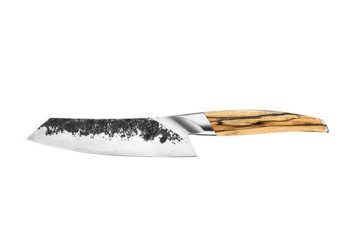 Katai Forged Santoku Knife 18 cm