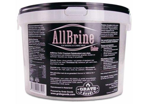 Grate Goods AllBrine Color 8kg