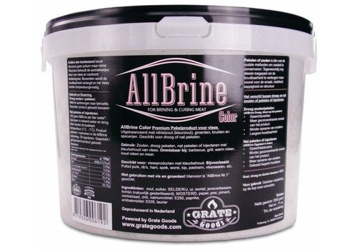 Grate Goods AllBrine Color 2kg