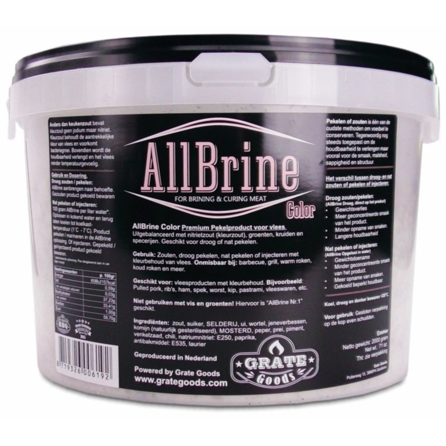 Grate Goods All-Brine Color 2kg-1