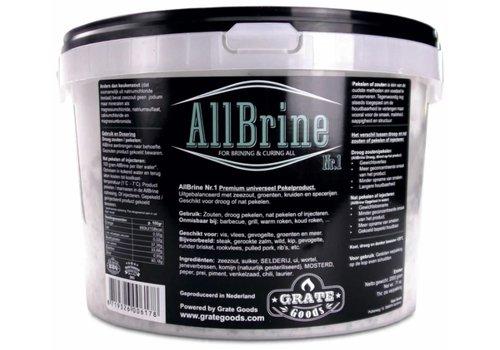 Grate Goods AllBrine Nr. 1 8kg